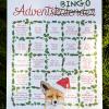 Adventskalender-Bingo